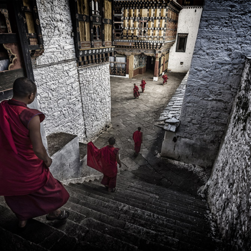 Top 5 photography spots in Bhutan