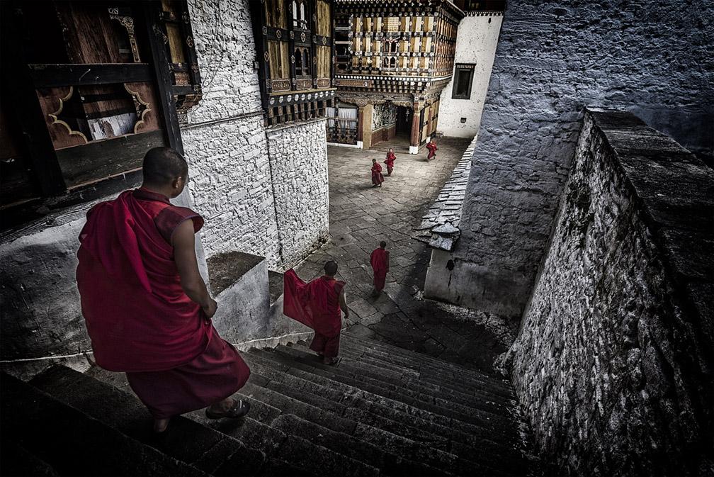 Top 5 photography spots in Bhutan