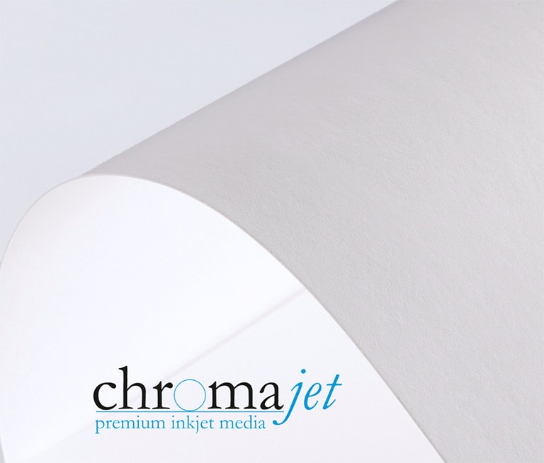 Chromajet Metallic Paper