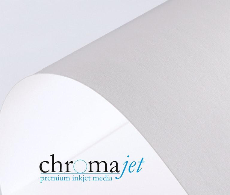 Chromajet Metallic Paper