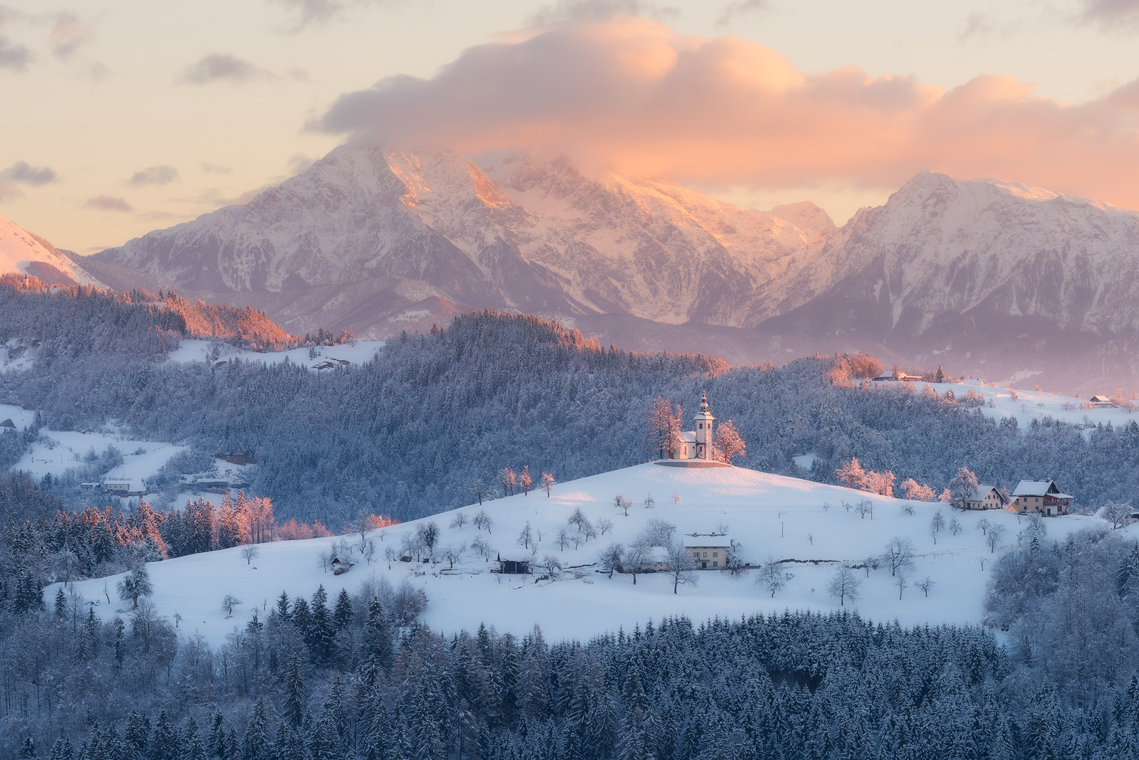Top 5 photography spots in Slovenia