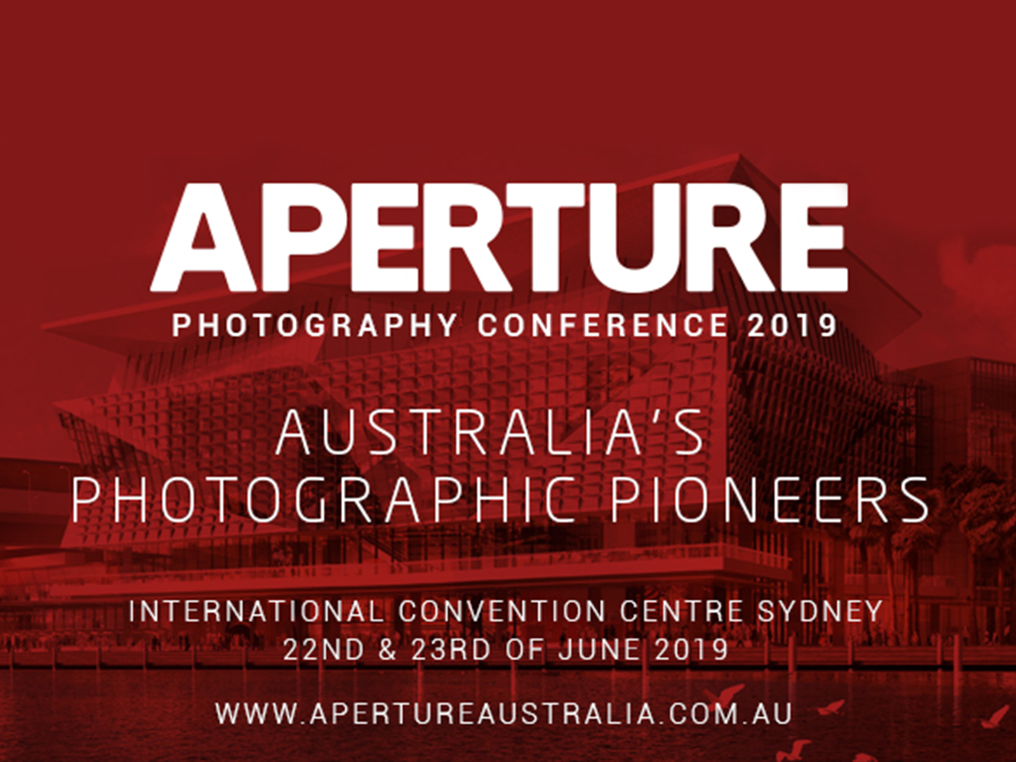 The best Australian photography conference in 2019